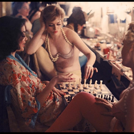 """Gordon Parks : Model Citizen, Rare and Unseen Fashion Photographs at Robert Klein Gallery"""