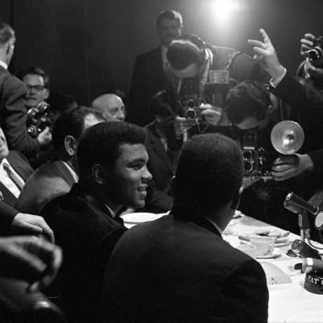 Muhammad Ali Exhibit Headed for Nelson-Atkins Museum of Art
