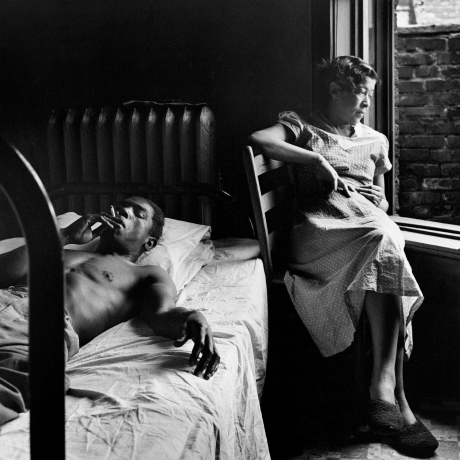 """""""'Gordon Parks: Back to Fort Scott' reveals rare photographs, on view for first time at MFA Boston"""""""