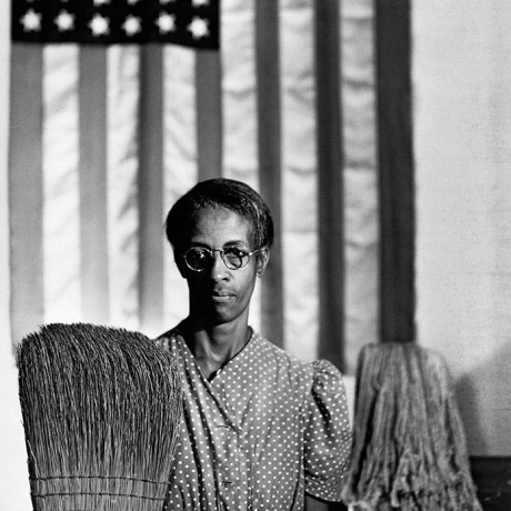 Gordon Parks's photographs bear powerful witness to Black lives in America