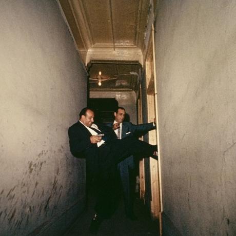 How Photographer Gordon Parks Revolutionized Crime Narratives