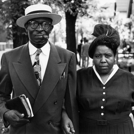 """Gordon Parks Goes """"Back to Fort Scott"""" to Create a Portrait of an Era"""
