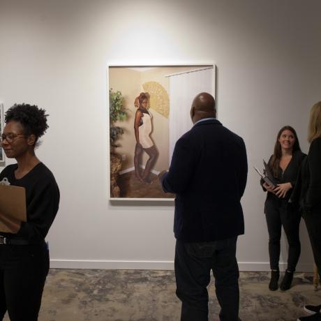 Gordon Parks Foundation Exhibition exemplifies excellence in Black Art