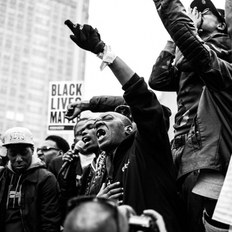 How Baltimore Photographer Devin Allen Used Instagram to Make a Difference