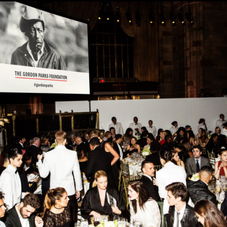 """""""The New York Times Honoring Gordon Parks With Janelle Monáe, Usher and the Public School Designers"""""""