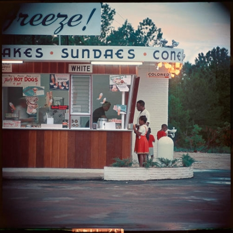 """'How Gordon Parks Documented Racism In America"""""""