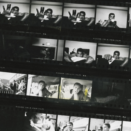 What Muhammad Ali Understood About Taking a Picture