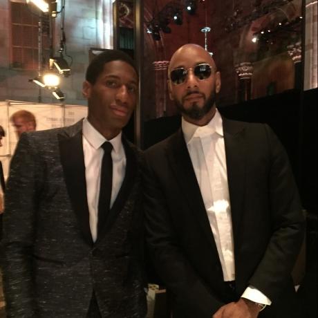 King Ish: Common, Usher And Swizz Beatz Celebrate At Gordon Parks Foundation Gala