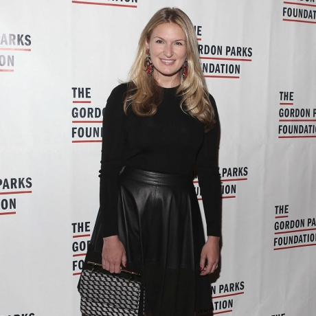 Sarah Arison attends The Gordon Parks Foundation Gala