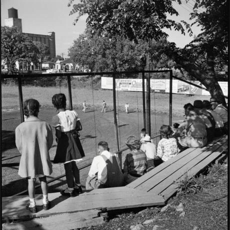 "Unseen Photos by Gordon Parks Showcase ""Jim Crow Era Living"""