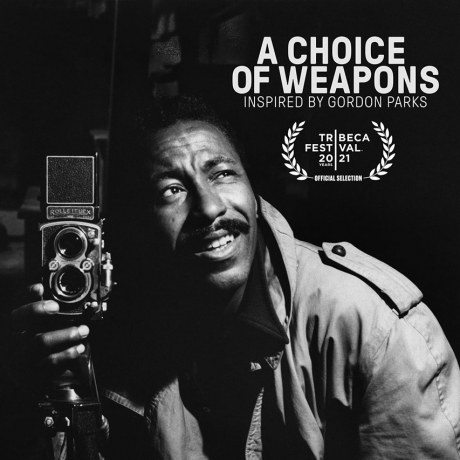 A Choice of Weapons : Inspired by Gordon Parks