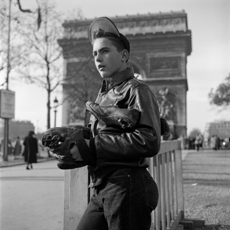 """""""'Wow, Quel Babes!': American Teenagers in Paris in the 1950s"""""""