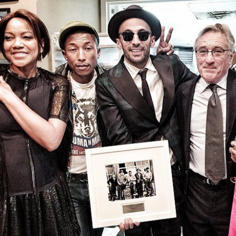 """JR wins Gordon Parks Foundation Award"""