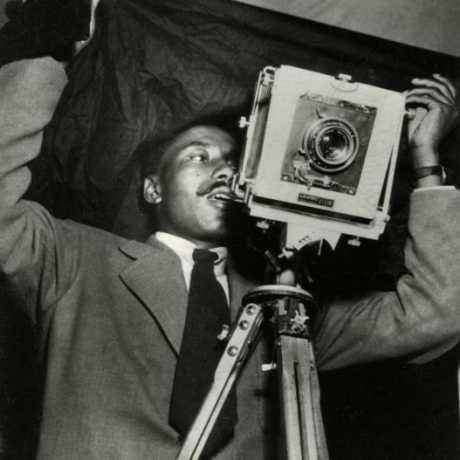 Radio Gallery: Gordon Parks