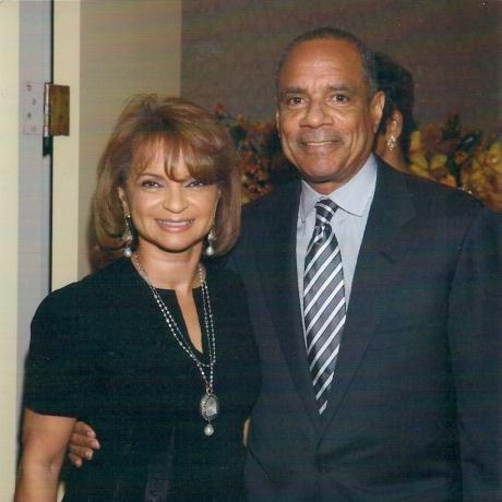 Kathryn and Kenneth Chenault