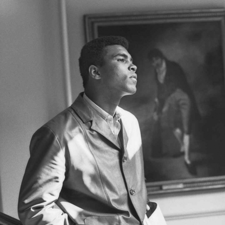 Nelson-Atkins Museum of Art exhibits images of Muhammad Ali taken by Gordon Parks
