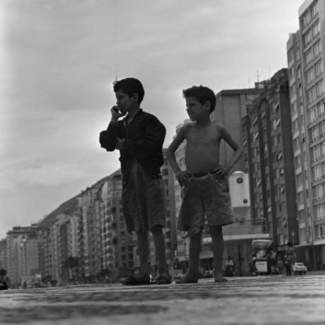 A boy, a slum, and a photographer
