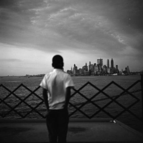 Vivian Maier, New York, NY, 1965, Howard Greenberg gallery, 2019
