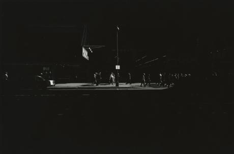 Harry Calahan, Chicago 1958, Howard Greenberg Gallery, 2019