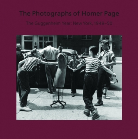 The Photographs of Homer Page: The Guggenheim Year: New York, 1949-50