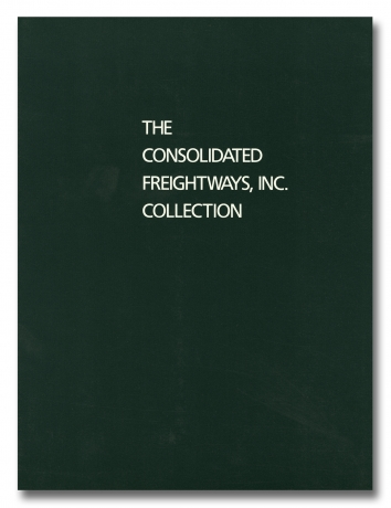 The Consolidated Freightways, Inc. Collection