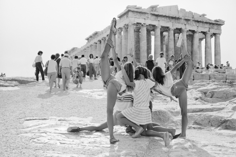 """Tod Papageorge - """"On The Acropolis"""""""
