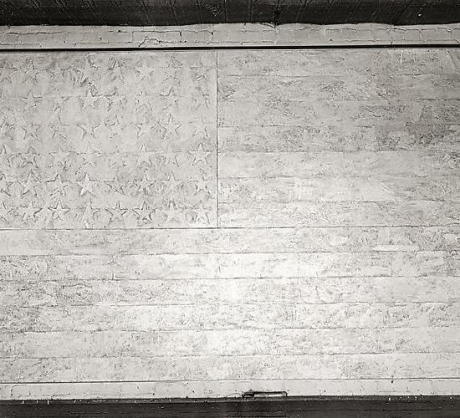 Jasper Johns - Black and White