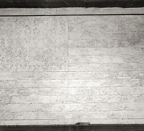 Jasper Johns - Black and White