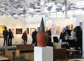 Art Hamptons Art Fair:  Birnam Woods Galleries, East Hampton, NY