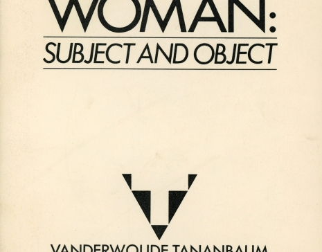 Woman: Subject And Object