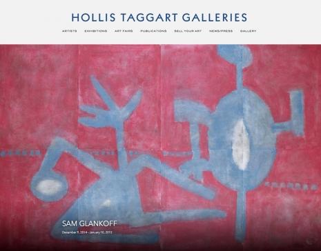 Sam Glankoff at Hollis Taggart