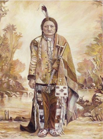 Mayerson Sitting Bull