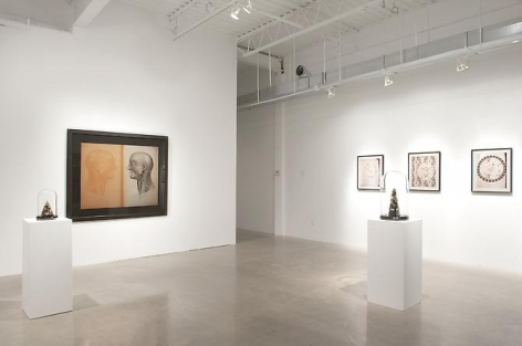 CINDY STELMACKOWICH  IN MOURNING OF   INSTALLATION VIEW   PATRICK MIKHAIL GALLERY   OTTAWA   2010