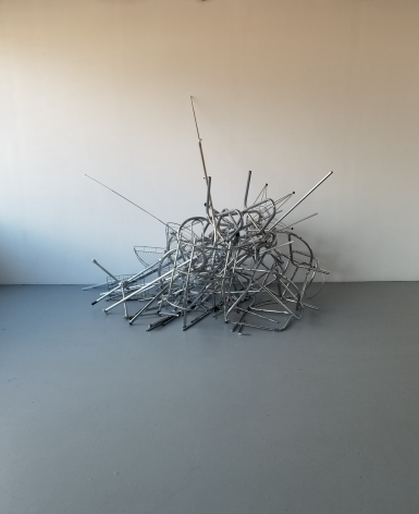 MICHAELA. ROBINSON | DRAWING WITH OBJECTS | NOTHING TO REPORT | INKJET PRINT | DIMENSIONS VARIABLE | 2020