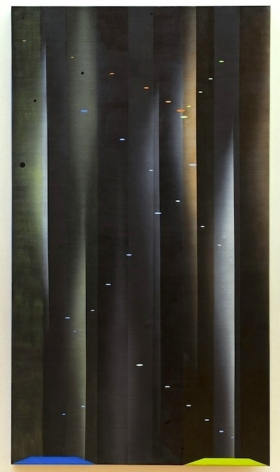 JANET JONES ​| DADA DLOW #3 | OIL AND ACRYLIC ON CANVAS | 54 X 96 INCHES | 2006
