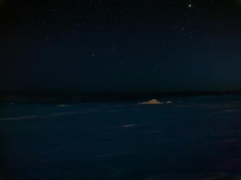 THOMAS KNEUBÜHLER | TERRAIN 2| DAYS IN NIGHT | C-PRINT | 35 X 46.5 INCHES | 2013