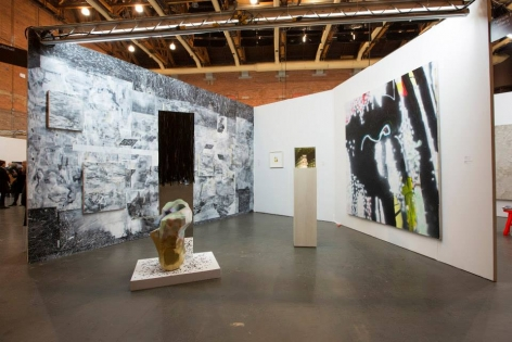 FEATURE: CONTEMPORARY ART FAIR | PATRICK MIKHAIL GALLERY | INSTALLATION VIEW | OCTOBER 2014 | TORONTO