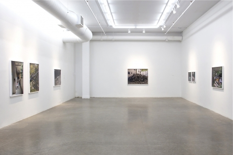 JINYOUNG KIM | APPARITIONS OF COLLECTIVE DISPOSITION | INSTALLATION VIEW | VU D'INSTALLATION | PATRICK MIKHAIL GALLERY