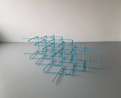 MICHAELA. ROBINSON | DRAWING WITH OBJECTS | ALL OBJECTS ARE EQUALLY RICH IN CREATIVE POTENTIAL | INKJET PRINT | DIMENSIONS VARIABLE | 2020
