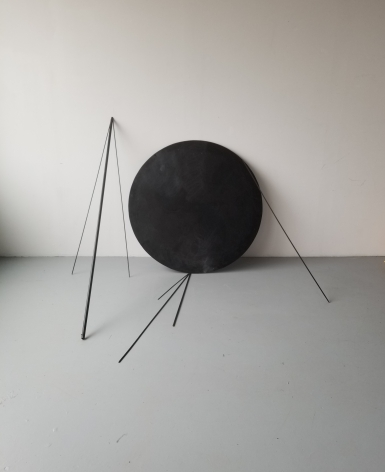 MICHAELA. ROBINSON | DRAWING WITH OBJECTS | MORNING GLORY | INKJET PRINT | DIMENSIONS VARIABLE | 2020