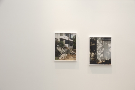 JINYOUNG KIM | APPARITIONS OF COLLECTIVE DISPOSITION | INSTALLATION VIEW | PATRICK MIKHAIL GALLERY