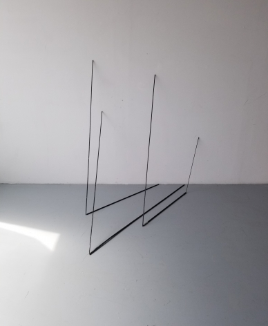MICHAELA. ROBINSON | DRAWING WITH OBJECTS | PROMISE | INKJET PRINT | DIMENSIONS VARIABLE | 2020