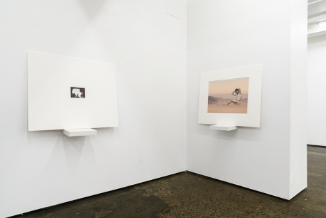 ANDREW MORROW   TEN PAINTINGS SMALL   INSTALLATION VIEW   PATRICK MIKHAIL   MONTRÉAL   2017