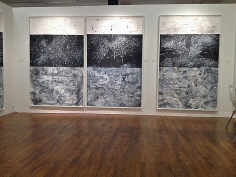 AMY SCHISSEL | VOLTA NEW YORK | BOOTH 2.23 | INSTALLATION VIEW | MARCH 2013