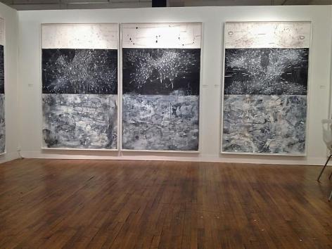 AMY SCHISSEL | VOLTA NEW YORK | VUE D'EXPOSITION | GALERIE PATRICK MIKHAIL| MARS 2013