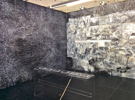 VOLTA 10 BASEL | ANIMATE GROUNDS | AMY SCHISSEL | INSTALLATION VIEW