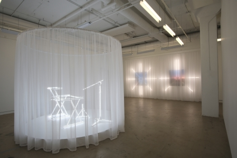 MICHAELA. ROBINSON | THE GIFT OF OBLIVION | INSTALLATION VIEW | DIAGONALE | MONTREAL | 2018,
