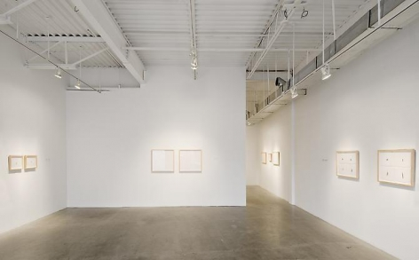 ADRIAN GÖLLNER | RECENT DRAWINGS BY GEORGE GERSHWIN | INSTALLATION VIEW | PATRICK MIKHAIL GALLERY | OTTAWA | 2011