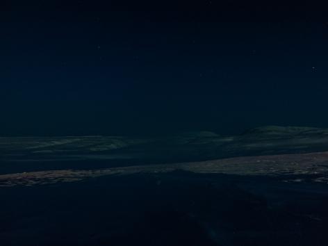THOMAS KNEUBÜHLER | TERRAIN 1| DAYS IN NIGHT | C-PRINT | 35 X 46.5 INCHES | 2013