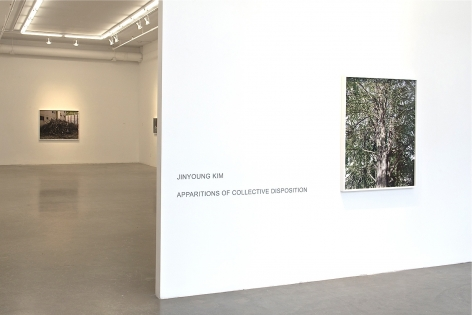 JINYOUNG KIM | APPARITIONS OF COLLECTIVE DISPOSITION | VUE D'EXPOSITION | GALERIE PATRICK MIKHAIL | MONTRÉAL